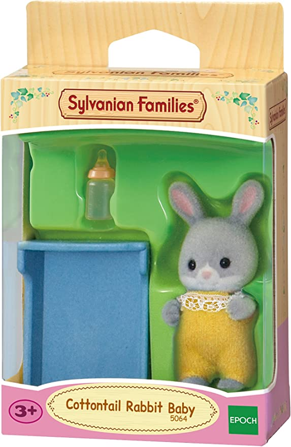 SYLVANIAN Families Cottontail Rabbit Baby 5064
