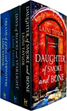 The Daughters of Smoke and Bone Trilogy 3 Collection Books Set by Laini Taylor