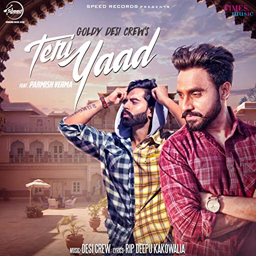 Teri Yaad - Single by Goldy Desi Crew on Amazon Music - Amazon com