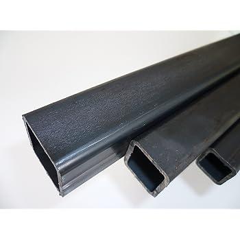 500-2000mm Stahlrohr Quadratrohr Vierkantrohr 50x50x3 mm E235 EN 10305-5 2000mm