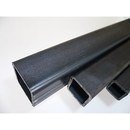 500-2000mm Stahlrohr Quadratrohr Vierkantrohr 60x60x3 mm E235 EN 10305-5 1250mm