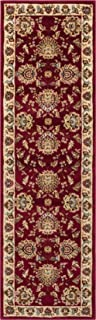 Well Woven Timeless Abbasi Red Traditional Area Rug 2'7
