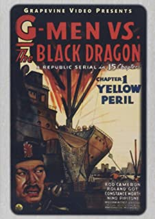 G-Men vs. the Black Dragon 1943