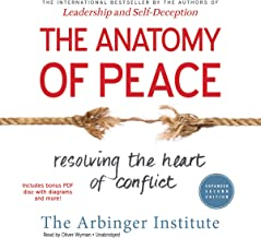 Best the anatomy of peace audiobook Reviews