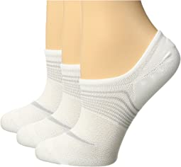 3-Pair Pack Lightweight Footie