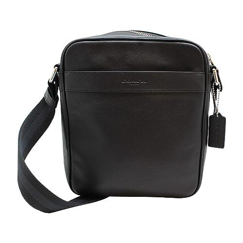 2a8285855436 Coach Mens Leather Handbag Crossbody F54782