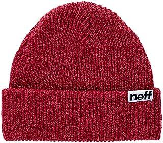 NEFF Men's Fold Heather Beanie Hat for Winter