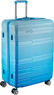United Colors of Benetton ABS 75 cms Blue Suitcases (0IP6HAP28M02I)