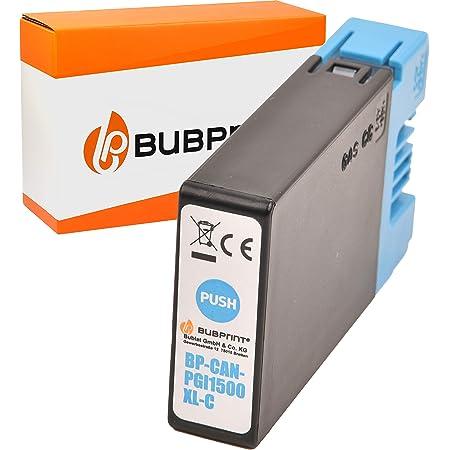 Bubprint Druckerpatrone Kompatibel Für Canon Pgi 1500xl Y Für Maxify Mb2000 Mb2050 Mb2100 Mb2150 Mb2155 Mb2300 Mb2350 Mb2700 Mb2750 Mb2755 Gelb Bürobedarf Schreibwaren
