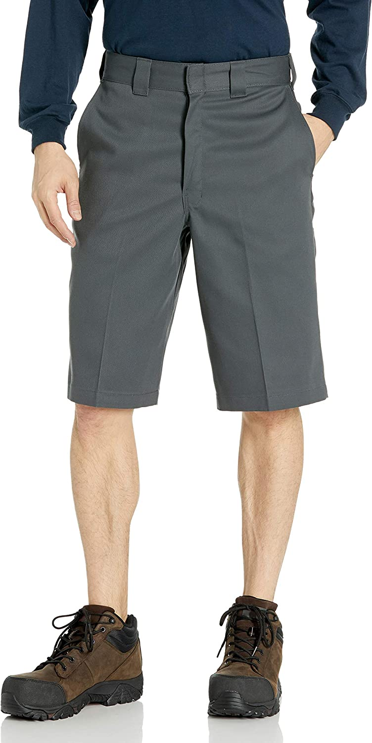 Dickies Mens Flex 13-Inch Relaxed Fit Cargo Short