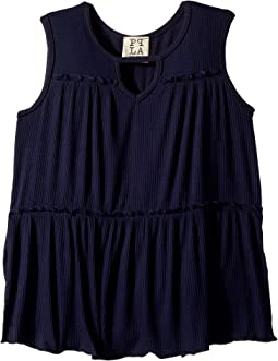 People's Project LA Kids - Serafina Knit Tank Top (Big Kids)