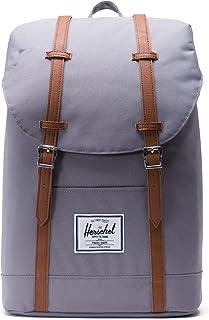 Herschel Unisex-Adult Retreat Backpack, Grey Synthetic - 10066