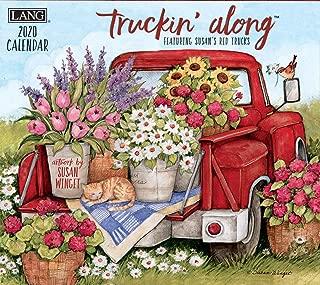 Lang Truckin' Along 2020 Wall Calendar (20991002010)