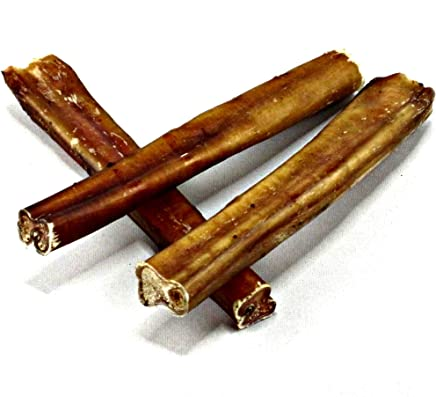 10 x (Thick) Bulls PIZZLES Pizzle Bully Sticks Dog Treat Chew
