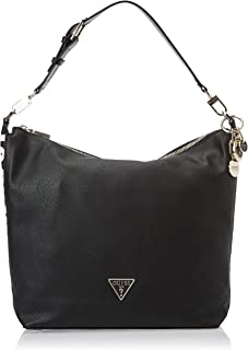 Guess Womens Shoulder Bag, Black - VG766502