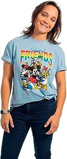 Camiseta Manga Curta Personagens da Disney, Cativa, Feminino, ,