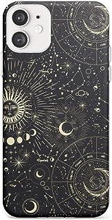 Case Warehouse Soles y Zodiac Cartas astrales Slim Funda para iPhone 11 TPU Protector Ligero Phone Protectora con Zodíaco ...