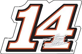 NASCAR #14 TONY STEWART DECAL-TONY STEWART STICKER-JUMBO 10
