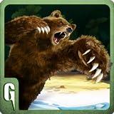 Juego 3D enojado del oso Simulador