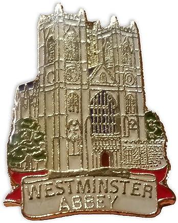 Collectable Westminster Abbey Souvenir Lapel Pin! Souvenir / Speicher / Memoria! Best of Britain Collectable Lapel Pins! A True London Icon! Épinglette / Anstecknadel / Spilla / Perno de la Solapa!