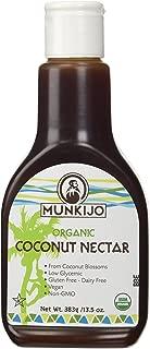 organic coconut blossom nectar