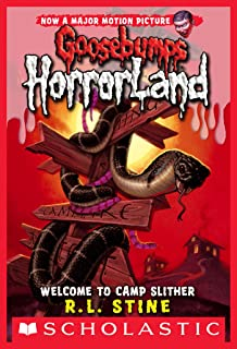 Best Welcome to Camp Slither (Goosebumps Horrorland #9) Review
