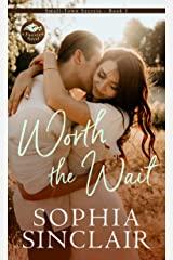 Worth the Wait: A single mom, small town, slow burn romance (Small-Town Secrets Book 1) Kindle Edition