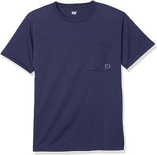 [ヘリーハンセン] Tシャツ ショートスリーブロゴポケットティー ユニセックス
