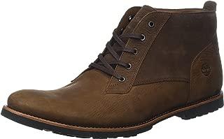 Mens Kendrick Chukka Potting Soil Premium Leather Boots Size