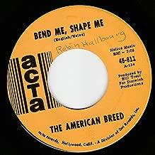 45vinylrecord Bend Me Shape Me/Mindrocker (7