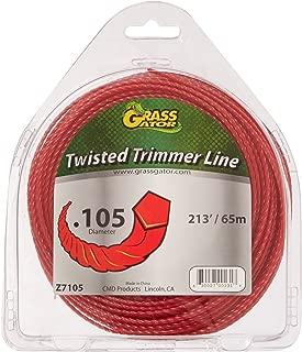 Grass Gator Z7105 Zip String Trimmer Line Pro Large Donut 213-Feet x .105