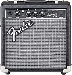 Best Fender Frontman 10G Electric Guitar Amplifier Review