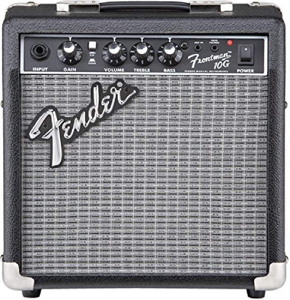 Amazon.com: Fender Frontman 10G Electric Guitar Amplifier: Musical Instruments