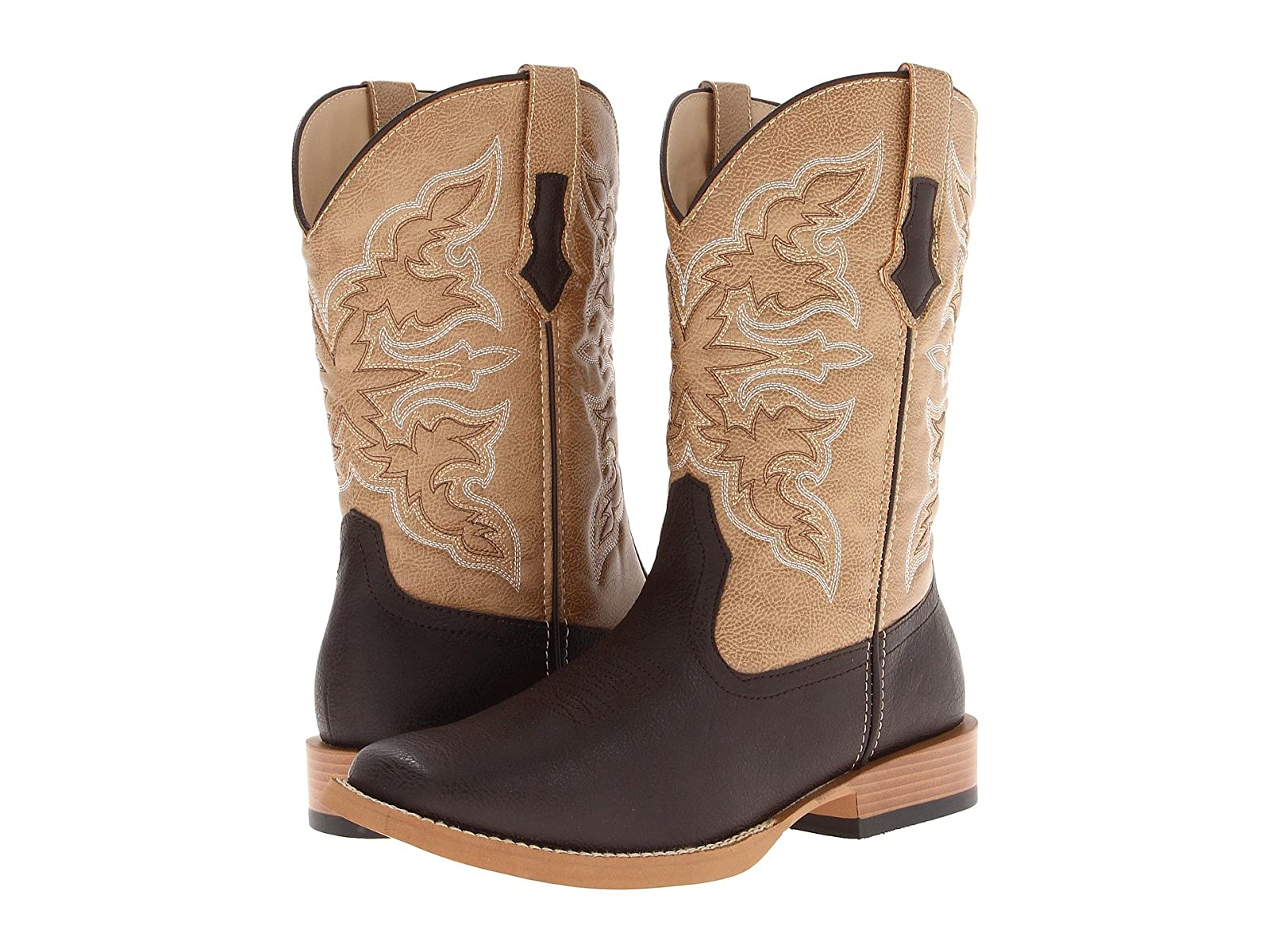 Roper Square Toe Cowboy BootEconomical and quality shoes