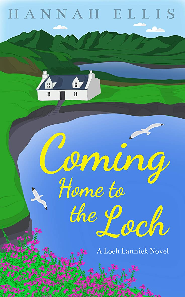 我慢する一致するチョップComing Home to the Loch (Loch Lannick Book 1) (English Edition)