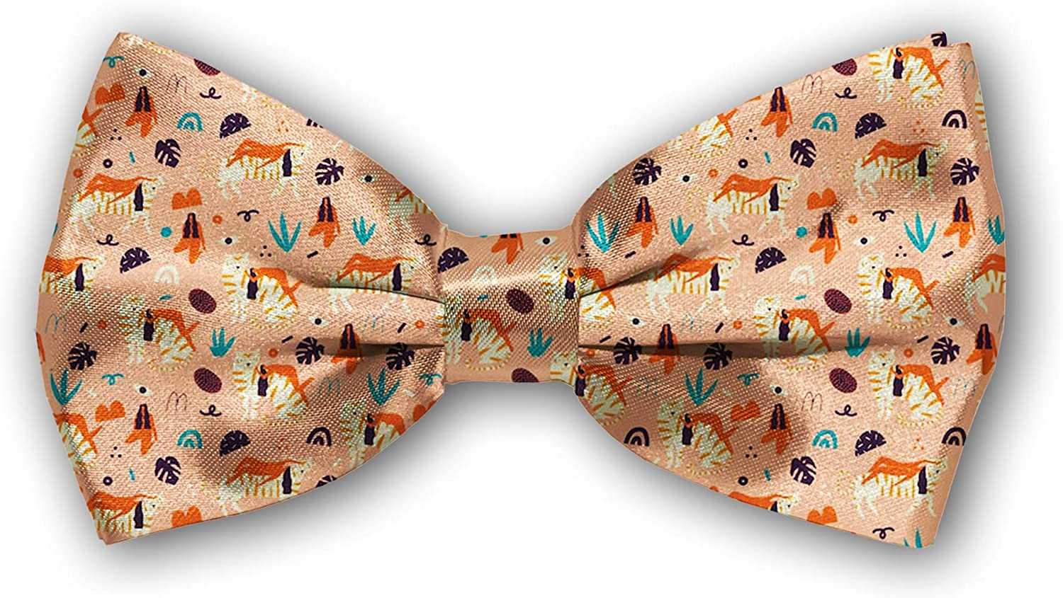 Bow Tie Tuxedo Butterfly Cotton Bowtie Boston Mall Adjustable All items in the store for Mens Boys