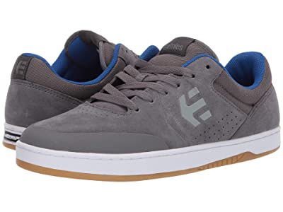 etnies Marana (Grey/Dark Grey/Blue) Men