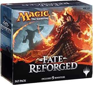 Magic The Gathering Fate Reforged Fat Pack