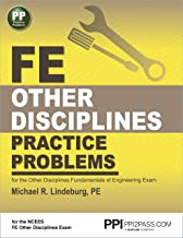 PPI FE Other Disciplines Practice Problems (Paperback) – Comprehensive Practice for the Other Disciplines FE Exam PDF