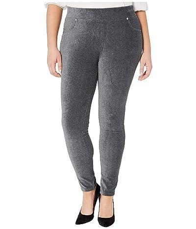 MICHAEL Michael Kors Plus Size Corduroy Pull-On Leggings (Derby) Women