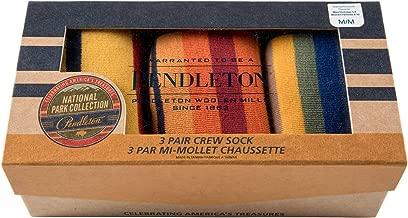 Pendleton Men's 3-pack National Park Gift Box