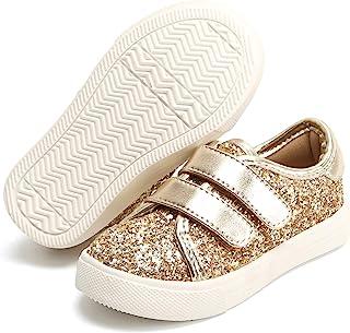 Amazon.com: Girls' Sneakers - Gold