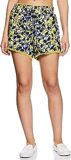 Enamor Women's Cotton Shorts