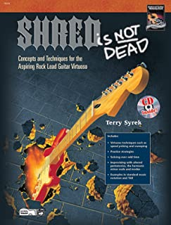 Shred is Not Dead