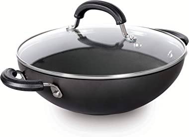 Circulon Origins Non-Stick Hard Anodized Kadhai 30cm Large