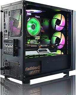 【ASTROMEDA MICRO】ゲーミングデスクトップパソコン【core i7-9700F/RTX2070super/RGBメモリ16GB/SSD 240GB/HDD2TB/Widows10Home 64bit/電源600W/黒ケース】v001