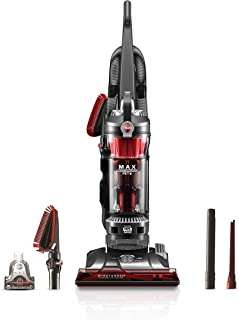 Best Hoover WindTunnel 3 Max Performance Upright Vacuum Cleaner, HEPA Media Filtration and Powerful Suction for Pet Hair, UH72625, Red Review