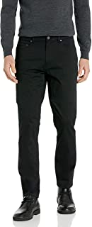 Amazon Brand - Buttoned Down Men's Straight-fit 5-Pocket Easy Care Stretch Twill Chino Pant