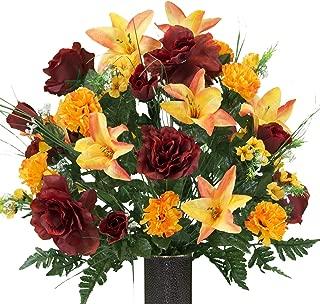 Best stay in the vase flower holder Reviews