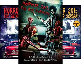 Crystal Lake's Horror 101 (3 Book Series)